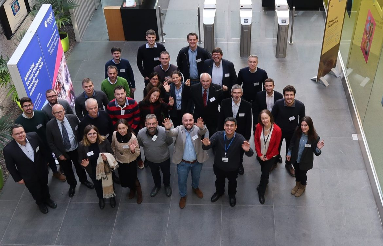 MiniStor kick off meeting