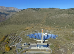 Targassonne Themis solar tower